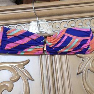 Victorias Secret Bandeau Bikini top like new M